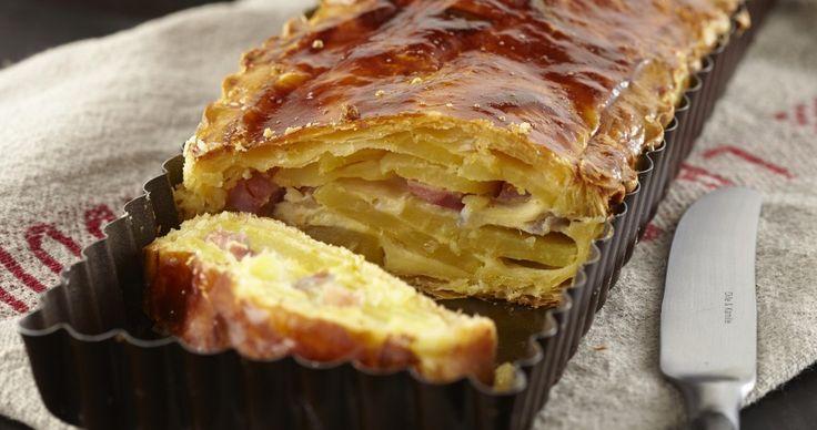 """Plats Archives - La Pompadour : la pomme de terre Label Rouge La pomme de terre Pompadour Label Rouge est l'une des meilleures variétés à chair ferme. Elle a naturellement un délicieux petit goût de """"beurre frais"""", sa peau est fine et elle se tient parfaitement à la cuisson."""