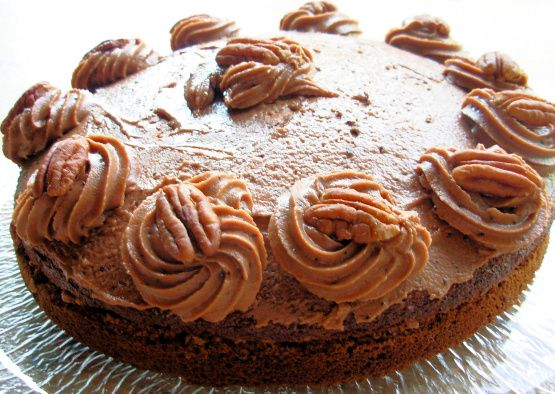 Oldfashioned Tea-Time Milk Chocolate Cake Recipe.