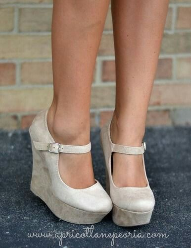 Cute Mary Jane heels