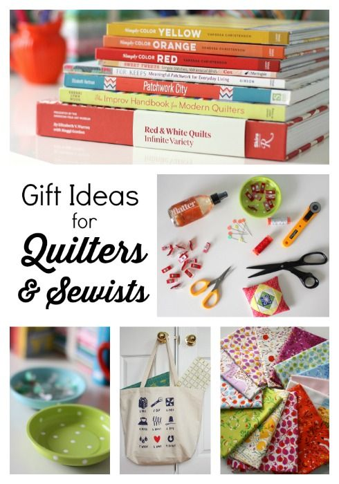 Gifts for Quilters 2015 - Diary of a Quilter - a quilt blog