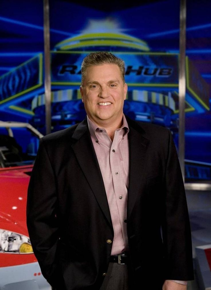 Steve Byrnes, NASCAR on Fox broadcaster, dies at 56