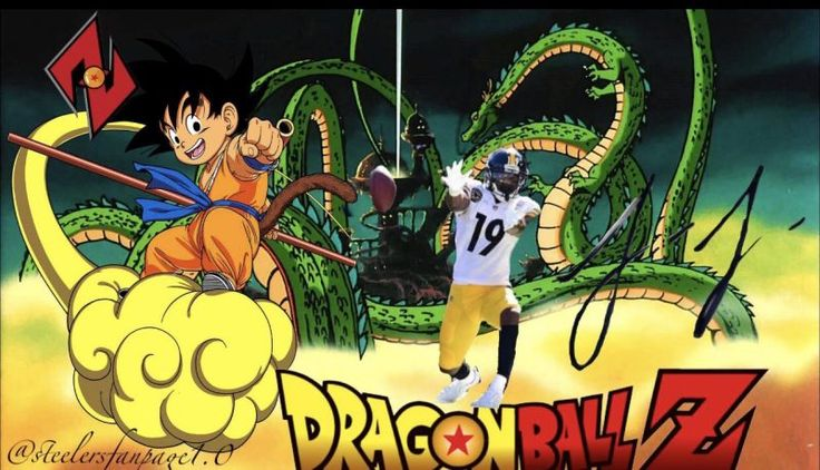 Steelers JuJu Smith-Schuster channels his inner Goku in touchdown celebration   Kamehameha!!! During todays Steelers game against Baltimore Ravens rookie Wide Receiver JuJu Smith-Schuster made his second career touchdown only afterjust having his first during the MinnesotaVikings game last week.Following JuJus touchdown during todays game the 20-year-old from USCdid a celebration that resembled Dragon Ball Z character GokusKamehameha.  The image and video quickly went viral on social media…