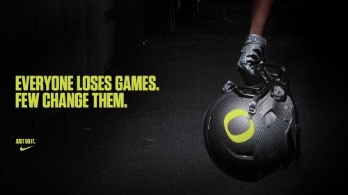 Oregon Ducks FootballNike Quotes, Football Seasons, Oregon Ducks Football, Change, Lose Games, Sports, The Games, Football Team, Nike Ads
