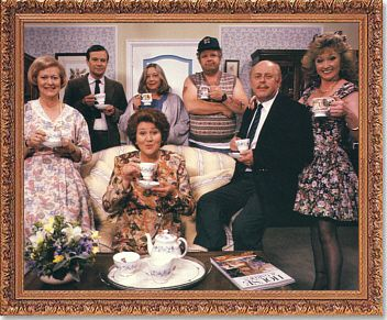 Keeping Up Appearances - If there's one thing I can't stand, it's snobbery and one-upmanship. People who try to pretend they're superior. Makes it so much harder for those of us who really are. ~Hyacinth Bucket~