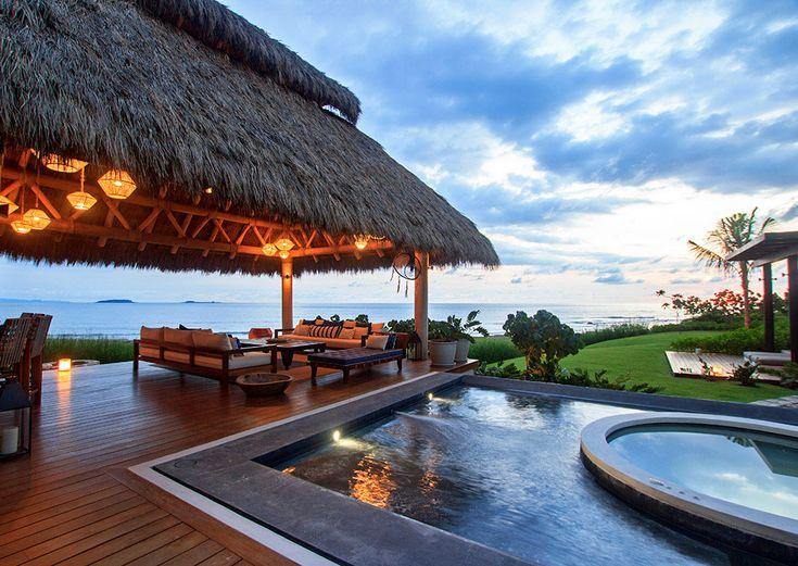 #luxuryvacation#luxuryvilla#mexico#puntamita#beach#travel#vacations#beach#amazing#rest#getaway#lacurevillas#pool