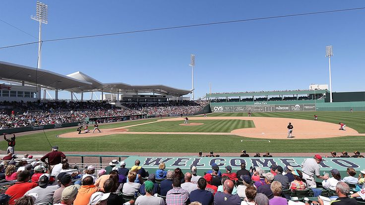 Red Sox announce Grapefruit League schedule