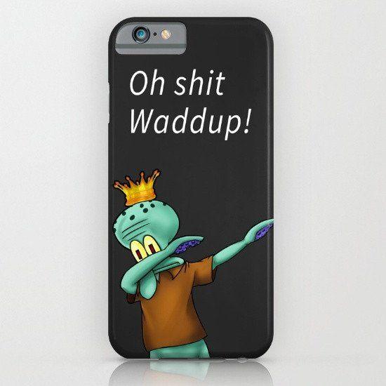 Squidward 3 iphone case, smartphone - Balicase