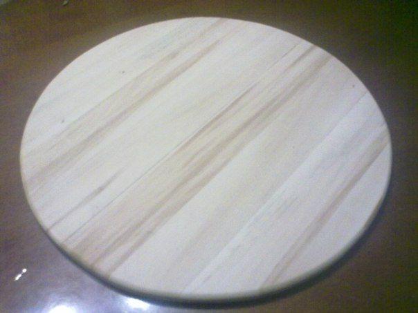 Разделочна доска из литы