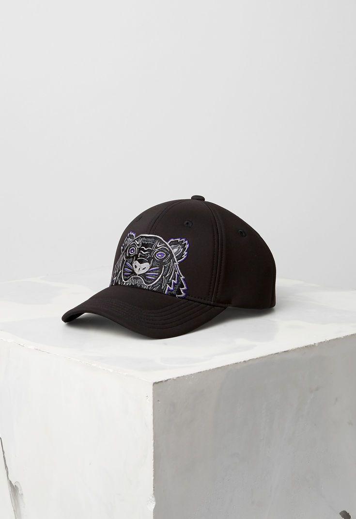 Neoprene Tiger Cap for MEN Kenzo  a48355a9d73