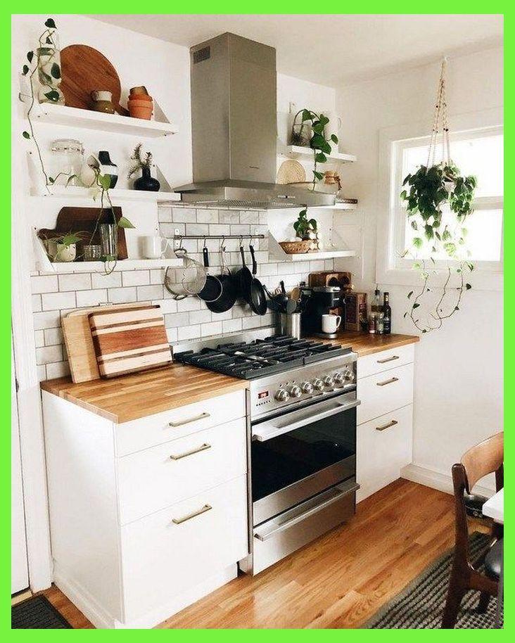 10 Minimalist Kitchen Design Ideas For Small Spaces 041 Fresh4home Minimalist Kitchen Apa Home Decor Kitchen Minimalist Kitchen Design Minimalist Kitchen Minimalist kitchen design kitchen room