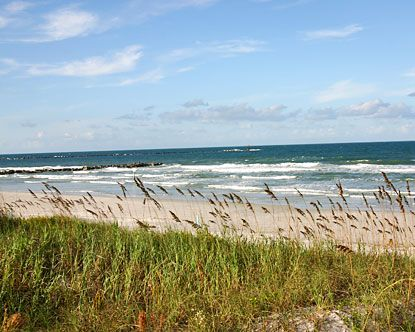 New Smyrna Beach is one of the best kept secrets on Florida's east coast