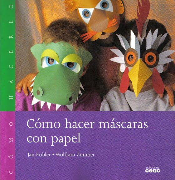 Mestieri liberi riviste: come fare maschere di carta