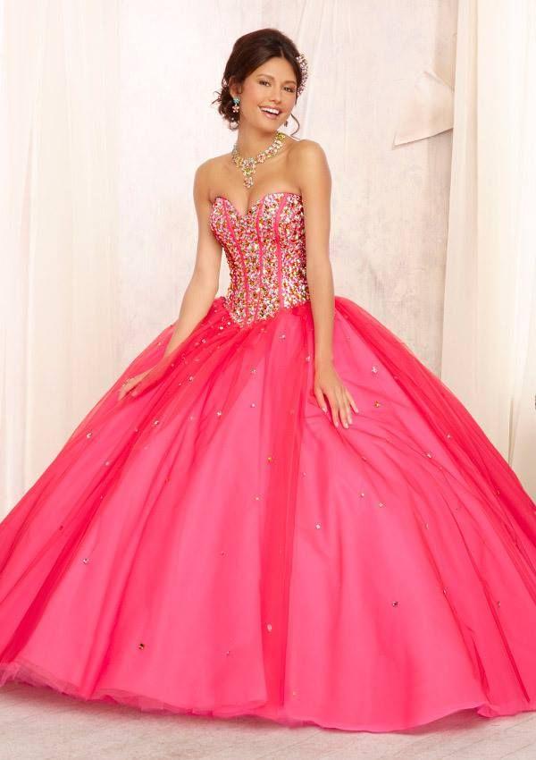 Las mejores +25 imágenes de Vestidos de Viky Barrientos en Pinterest ...