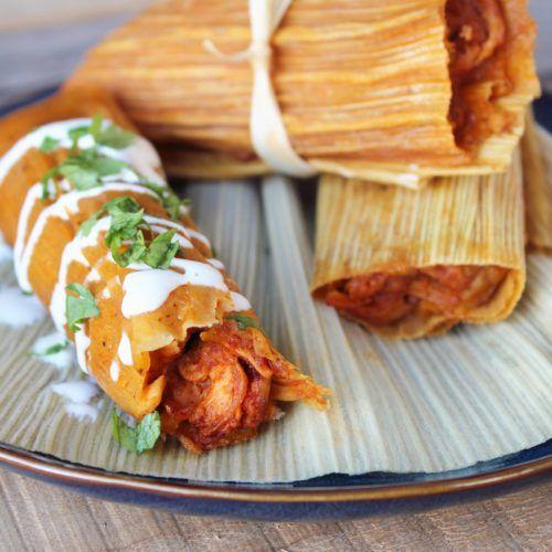 Chicken Tamales Recipe: 25+ Bästa Tamales Idéerna På Pinterest
