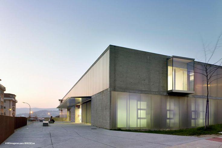Centro de Salud en A Parda   vier arquitectos