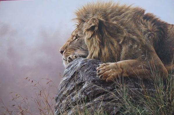 Alan M Hunt ~ Wildlife Artist ~ Winner BBC Wildlife Artist ...