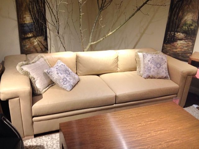 2014 Stickley Furniture Sofa At Showroom In High Point NC