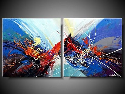 Obraz abstrakcja. Ręcznie malowany obraz na płótnie. Obraz do salonu i nowoczesnego biura.   #obrazyabstrakcja #obrazydosalonu #obrazyręczniemalowane #obraz #obrazy
