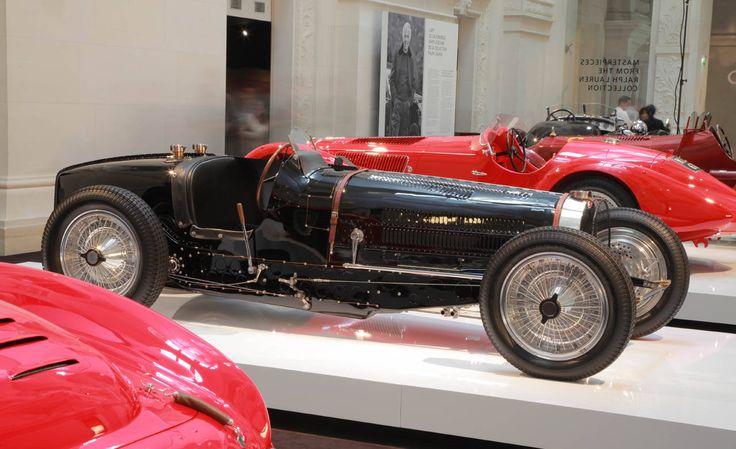 1933 Bugatti Type 59 Grand Prix car