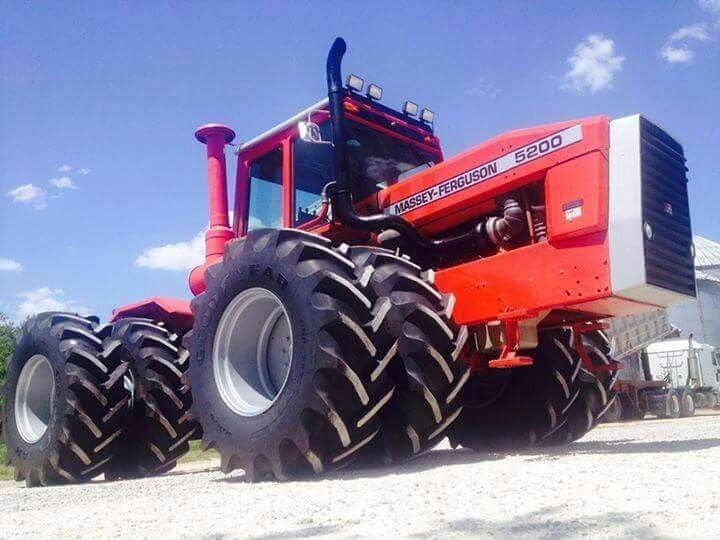 Antique Tractors 4 Wheel Drive : Best images about massey pictures on pinterest old