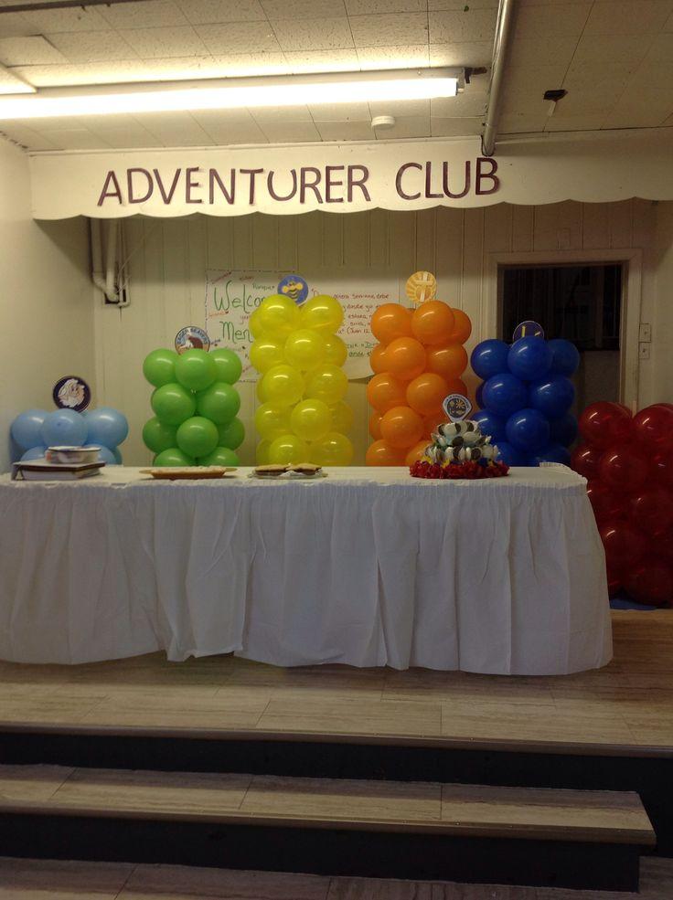 Club de Aventureros