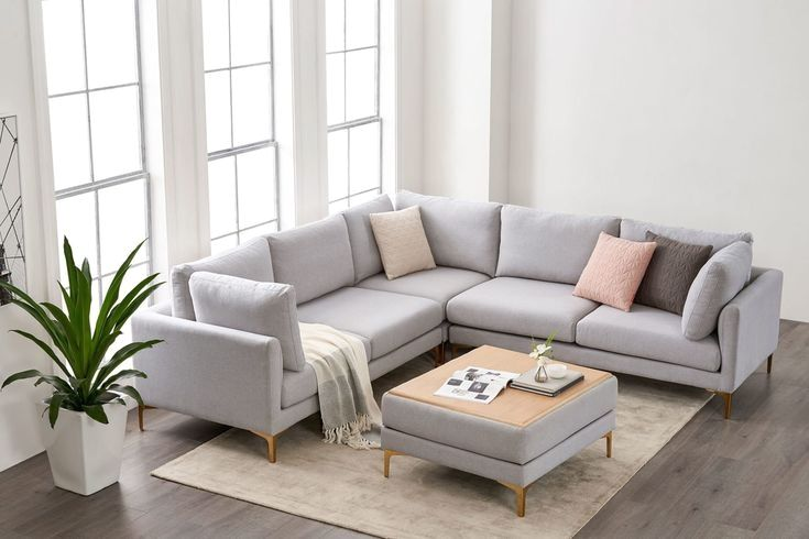29 Creative Modern Furniture Ideas In 2020 Living Room Sofa Design Sectional Living Room Layout L Shaped Sofa Designs