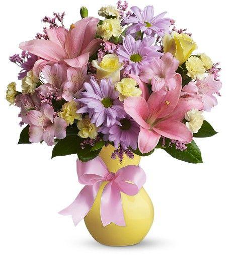 Spring - Simply Sweet - Flowerama Columbus - Columbus Florist - Same Day Flower Delivery