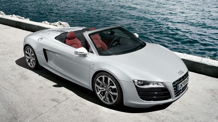 Galería multimedia > R8 Spyder > Nuevo Audi de México
