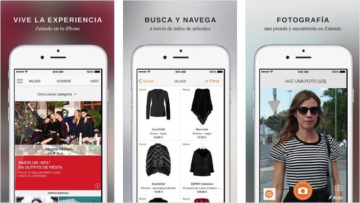 Zalando, lo último en moda accesible desde el iPhone - http://www.actualidadiphone.com/zalando-lo-ultimo-en-moda-accesible-desde-el-iphone/