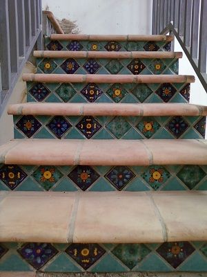 Best 1000 Images About Tiles Stair Risers On Pinterest Entry 400 x 300