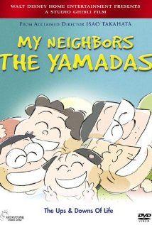 IMDB My Neighbors the Yamadas, 1999, Isao Takahata, not Miyazaki.
