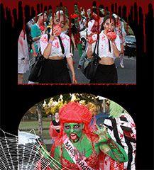 Brisbane Zombie Walk | Sun 5th Oct 2014 — Ned Martin's Dot Org