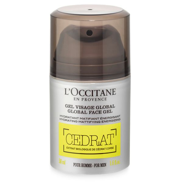 L'Occitane - Cedrat Global Face Gel 50mL, RRP $68.00