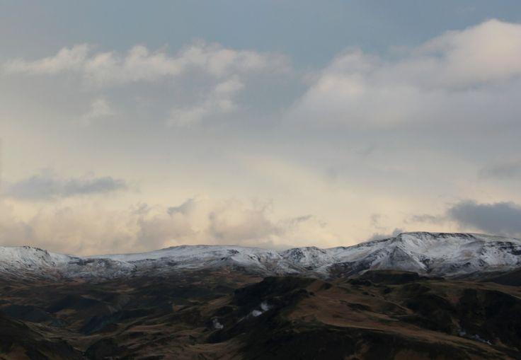 #mountains #iceland #reykjavik