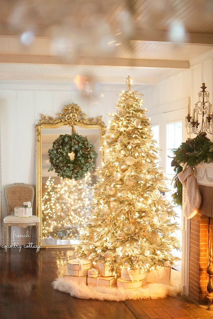French country christmas decorations - Find This Pin And More On Christmas Inspiration