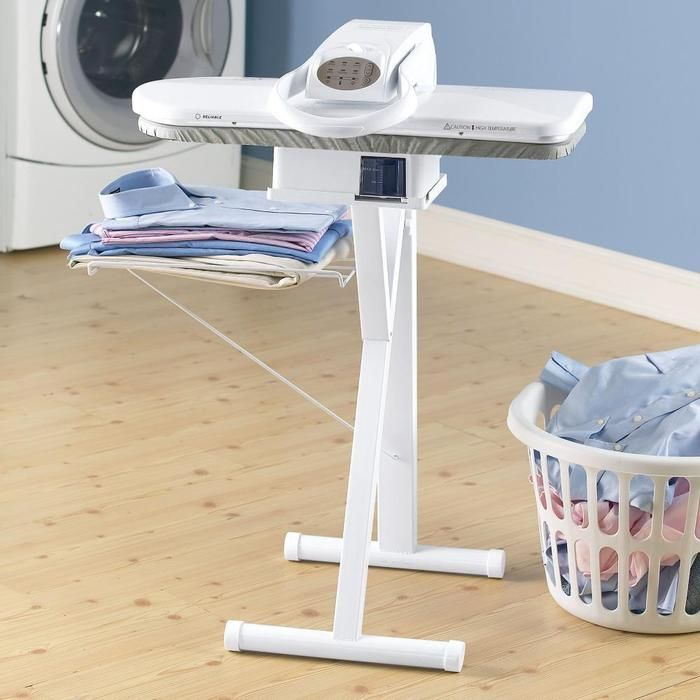 Reduces your ironing time by up to 50% -a must!