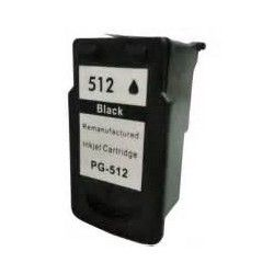 Tinta Canon 512 XL compatiblel negro