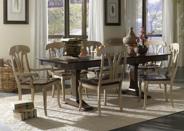 Custom Made Dining Room Tables Minnesota
