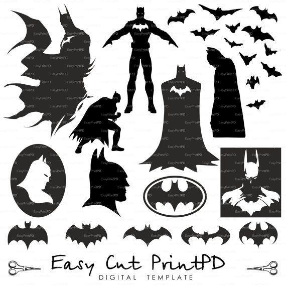 batman & robin free svg files - Google Search