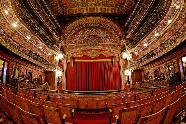 Teatro Juárez// Guanajuato lemat1, via Flickr