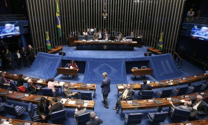 Senado aprova projeto que regulamenta supersalários do funcionalismo - Jornal O Globo