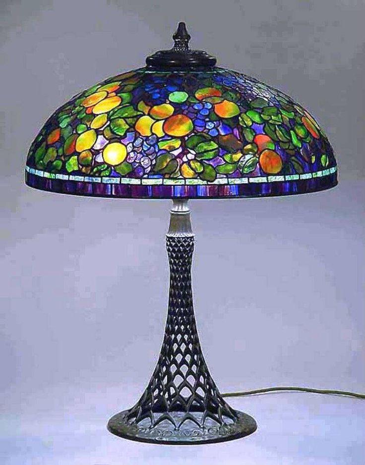 781 Best Tiffany Studios Images On Pinterest Louis