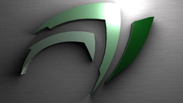 3D Nvidia Claw Art HD Wallpaper by Darkdragon15