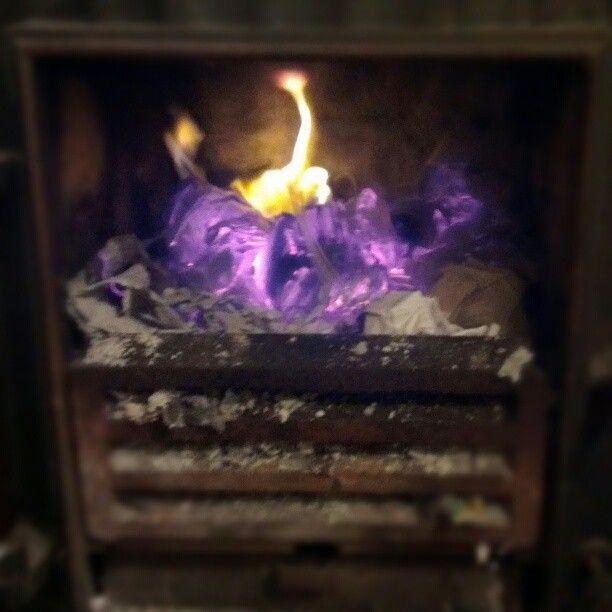 Photo by serinahartwell - November Fire