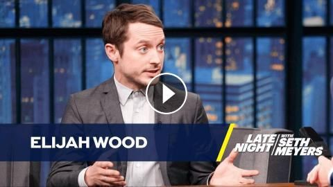 Elijah Wood's DJ Name Is Not DJ Frodo: Elijah Wood is part of the DJ duo Wooden Wisdom, but sadly, despite being a celebrity, not everyone…