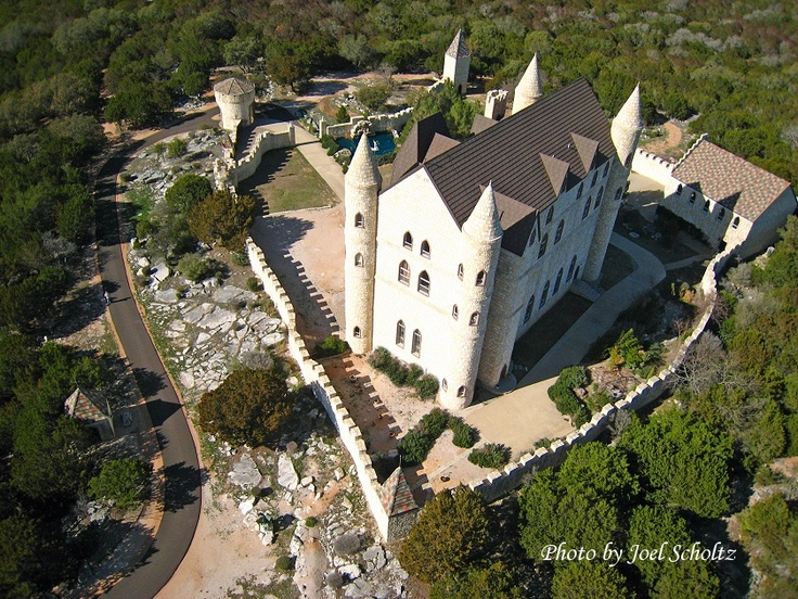 Yes, there are castles in Texas ! Falkenstein Castle near ...