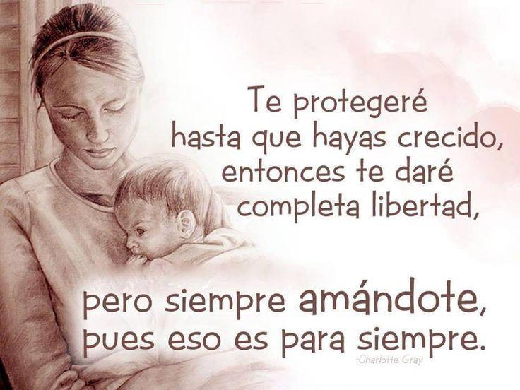 Así será siempre! Los amo, mis hijos!❤