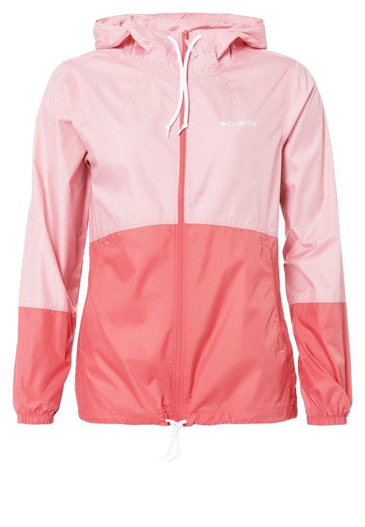 Die leichte Jacke schützt dich an trüben Tagen vor Wind und Regen. Columbia FLASH FORWARD - Windbreaker - rosewater für 49,95 € (25.03.16) versandkostenfrei bei Zalando bestellen.
