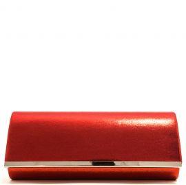 Bolso Clutch Rojo