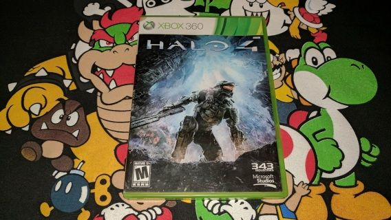 Halo 4 for the Xbox 360 The game has been tested and works Great!! Disc has been cleaned and inspected. *Ships in 1-2 business days.  *VGMerch Offers a 14-day Return Policy on all pre-owned items.